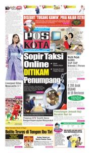 Pos Kota Cover 15 September 2019