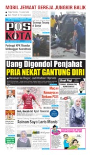 Cover Pos Kota 16 September 2019