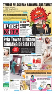Pos Kota Cover 18 September 2019