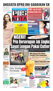 Cover Pos Kota 19 September 2019