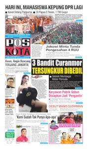 Pos Kota Cover 24 September 2019