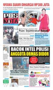 Pos Kota Cover 02 October 2019