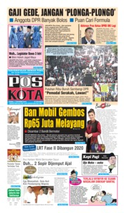 Pos Kota Cover 03 October 2019