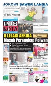 Cover Pos Kota 04 Oktober 2019