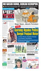 Cover Pos Kota 10 Oktober 2019