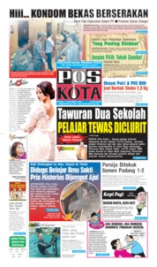 Pos Kota Cover 17 October 2019