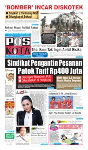 Pos Kota Cover 18 October 2019