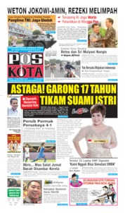 Pos Kota Cover 19 October 2019
