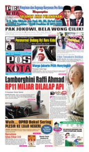 Pos Kota Cover 20 October 2019