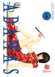 LC: Adamas #04 by Ryouji Minagawa Cover