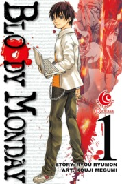Cover LC: Bloody Monday #01 oleh Ryou Ryumon