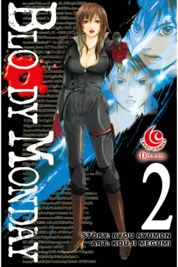 LC: Bloody Monday #02 by Ryou Ryumon Cover