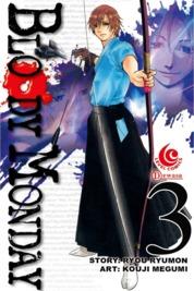 Cover LC: Bloody Monday #03 oleh Seishi Kishimoto