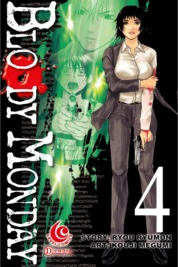 Cover LC: Bloody Monday #04 oleh Seishi Kishimoto