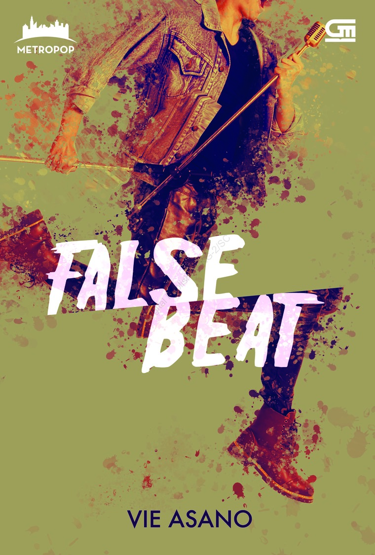 Buku Digital MetroPop: False Beat oleh Vie Asano