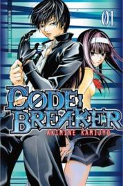 Code: Breaker 01 by Akimine Kamijyo Cover