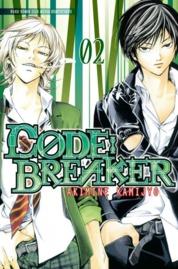 Code: Breaker 02 by Akimine Kamijyo Cover