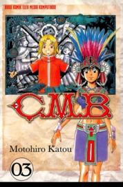 Cover C.M.B. (3) oleh Motohiro Katou