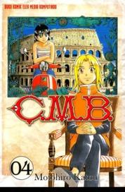 Cover C.M.B. (4) oleh Motohiro Katou