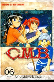 Cover C.M.B. (6) oleh Motohiro Katou