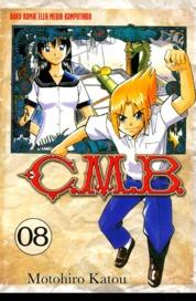 Cover C.M.B. (8) oleh Motohiro Katou
