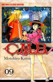 Cover C.M.B. (9) oleh Motohiro Katou