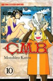 Cover C.M.B. (10) oleh Motohiro Katou
