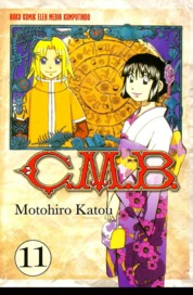 Cover C.M.B. (11) oleh Motohiro Katou