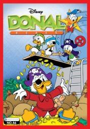 DONAL BEBEK ED 46 by Walt Disney Cover