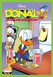 Cover DONAL BEBEK ED 48 oleh Walt Disney