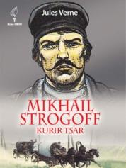 Cover Mikhail Strogoff oleh Jules Verne