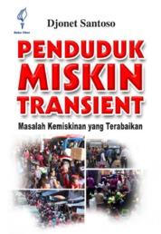 Penduduk Miskin Transient by Djonet Santoso Cover