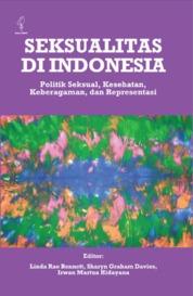 Seksualitas di Indonesia by Linda Rae Bennett Cover