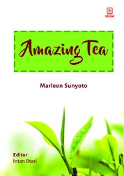 Cover Amazing Tea oleh Marleen Sunyoto