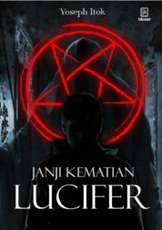 Cover Janji Kematian Lucifer oleh Yoseph Itok