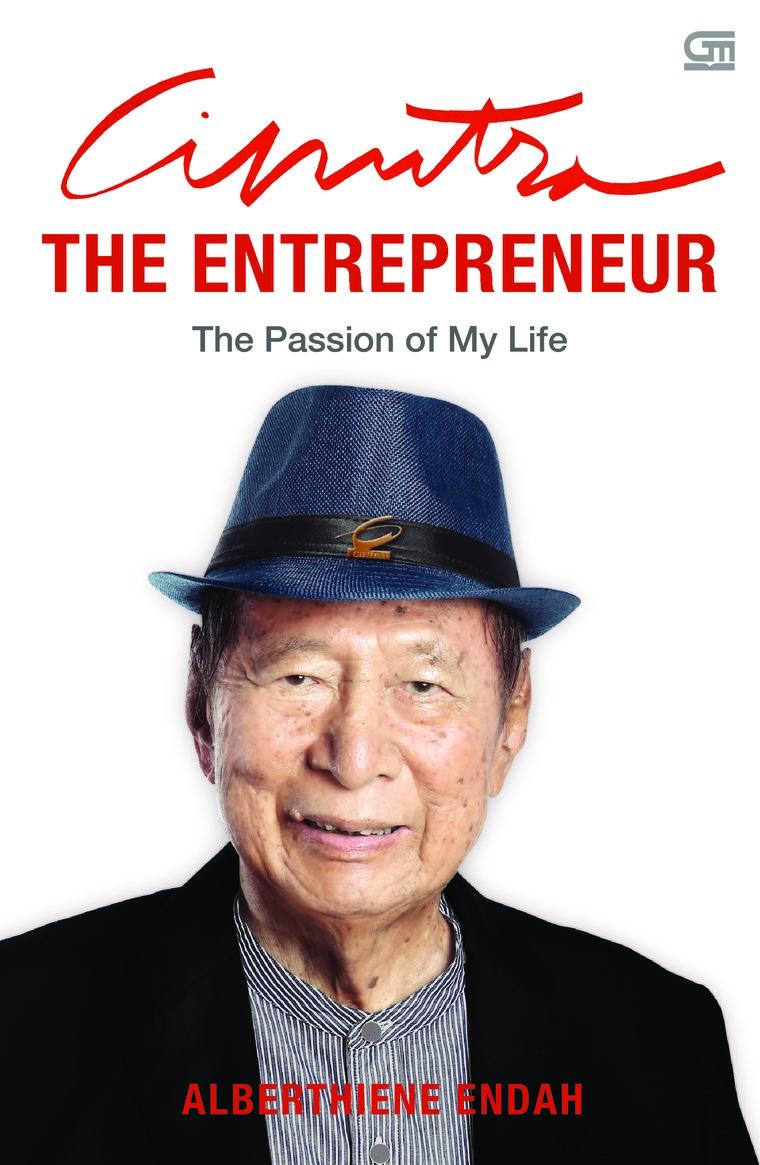 Buku Digital Passion of My Life Ciputra (SC) oleh Alberthiene Endah