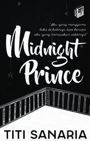 Cover CITYLITE: Midnight Prince oleh Titi Sanaria