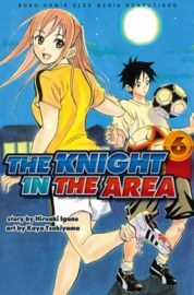 Cover The Knight in the Area 06 oleh Katou Motohiro