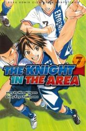 Cover The Knight in the Area 07 oleh Katou Motohiro
