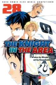 The Knight In The Area 28 by Hiroaki Igano / Kaya Tsukiyama Cover