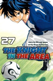 The Knight In The Area 27 by Hiroaki Igano / Kaya Tsukiyama Cover