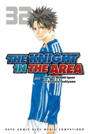 The Knight In The Area 32 by Hiroaki Igano / Kaya Tsukiyama Cover
