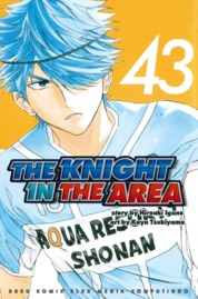 The Knight In The Area 43 by Hiroaki Igano / Kaya Tsukiyama Cover