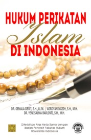 Hukum Perikatan Islam di Indonesia by Gemala Dewi S.H., LL.M, dkk Cover