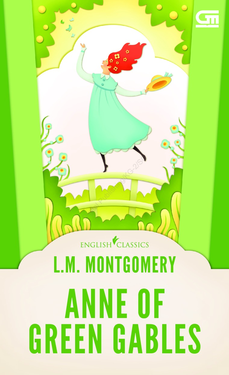 Buku Digital English Classics: Anne of Green Gables oleh L.M. Montgomery