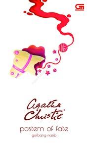 Cover Gerbang Nasib (Postern of Fate) oleh Agatha Christie
