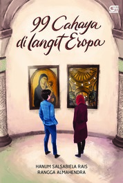 Cover 99 Cahaya di Langit Eropa (Cover Baru) oleh Hanum Salsabiela Rais & Rangga Almahendra