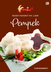 Pempek Resep Favorit Ny. Liem by Chendawati Cover