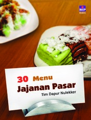 30 Menu Jajanan by Tim Dapur Nulekker Cover