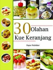 Cover 30 Menu Olahan Kue Keranjang oleh Tim Dapur Nulekker